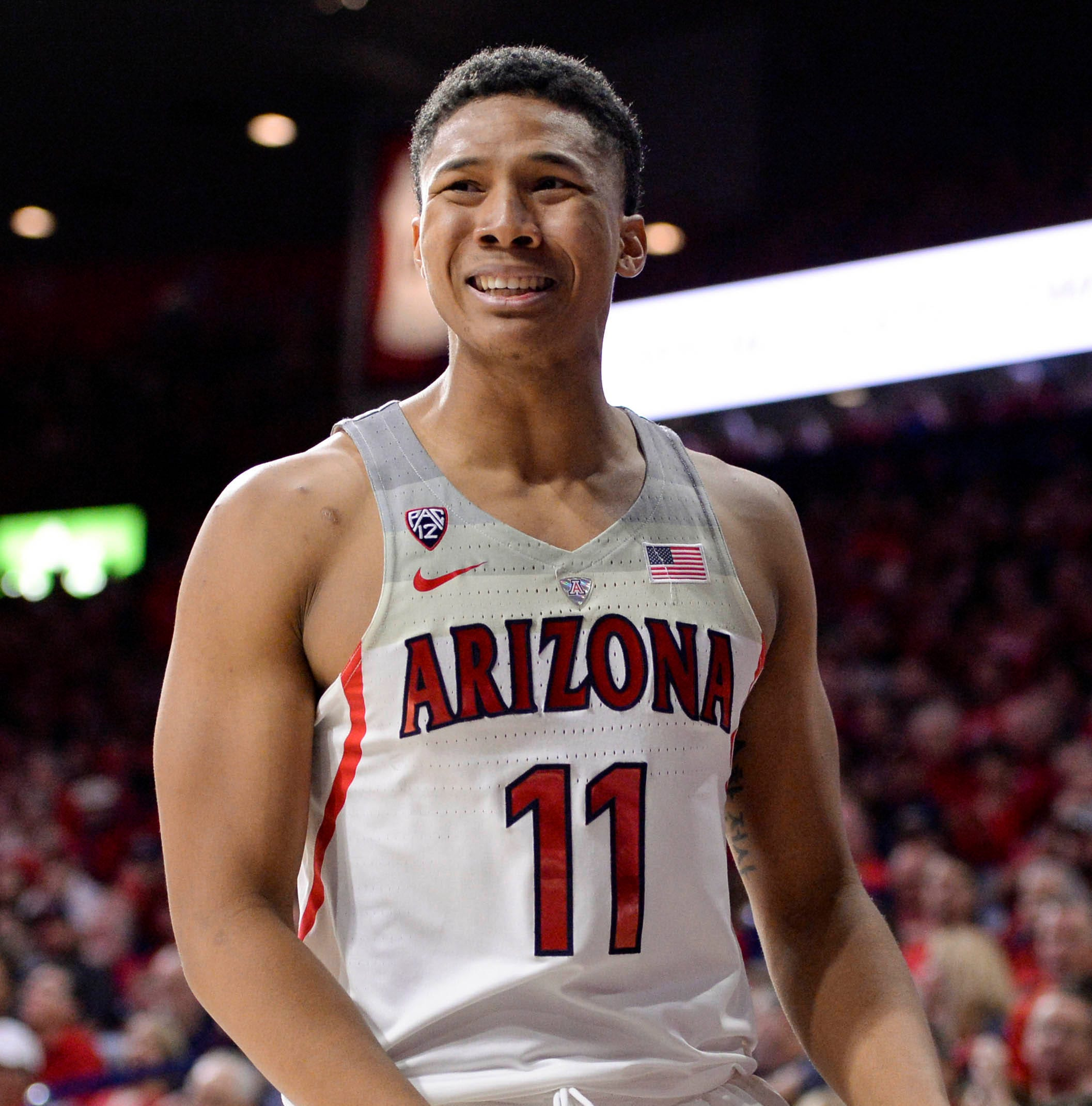 Arizona Wildcats basketball forward Ira Lee cited for super extreme DUI