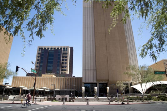 Superior Court Of Arizona In Maricopa County