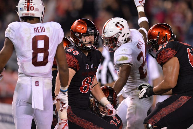 San Diego State defeated Stanford in San Diego last season. Can they win at Stanford in 2018?