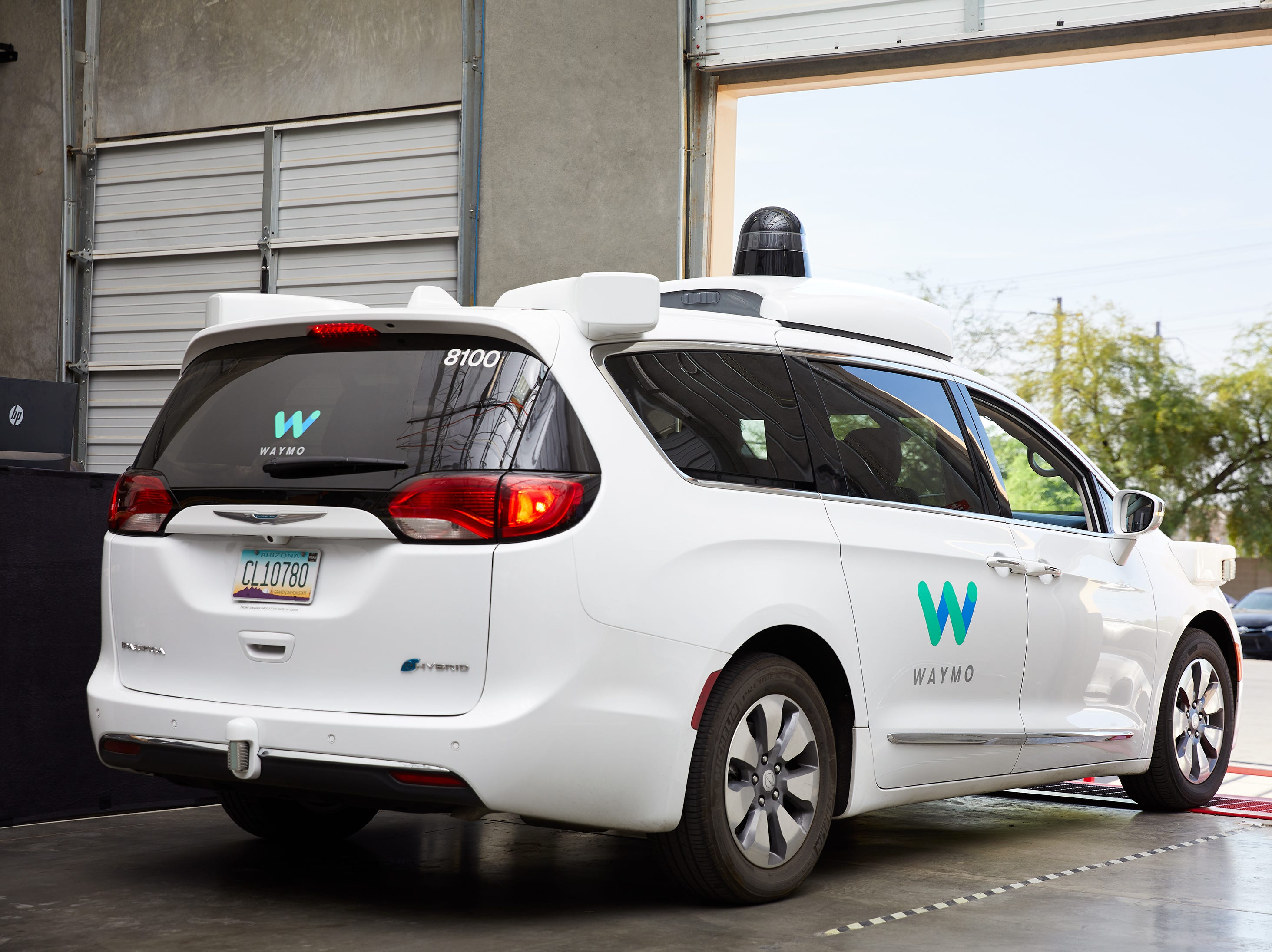 The Waymo operations center in Chandler is expanding. The operations center is where Waymo services its self-driving vehicles, and where employees dispatch the cars and assist riders.