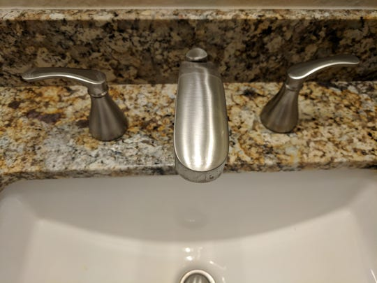 Green installed WaterSense faucets throughout the home, which are endorsed by the EPA and provide a lower flow of water.