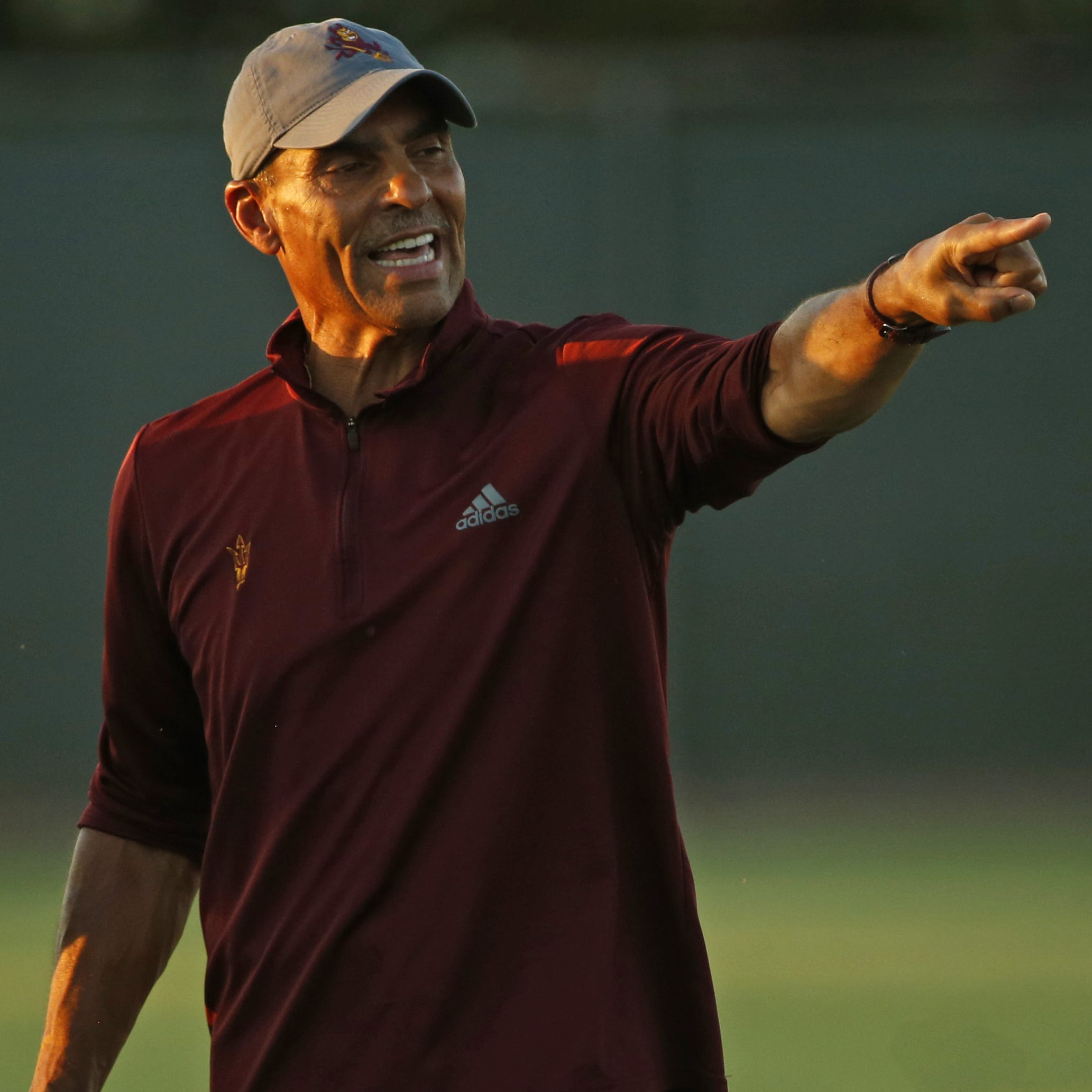Making every minute count: How Herm Edwards spends an ASU football practice