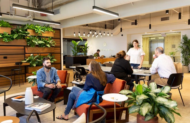 Industrious, a co-working company based out of Manhattan, is moving in to the former Barneys location at Scottsdale Fashion Square, occupying two stories and approximately 33,000 square feet of space.