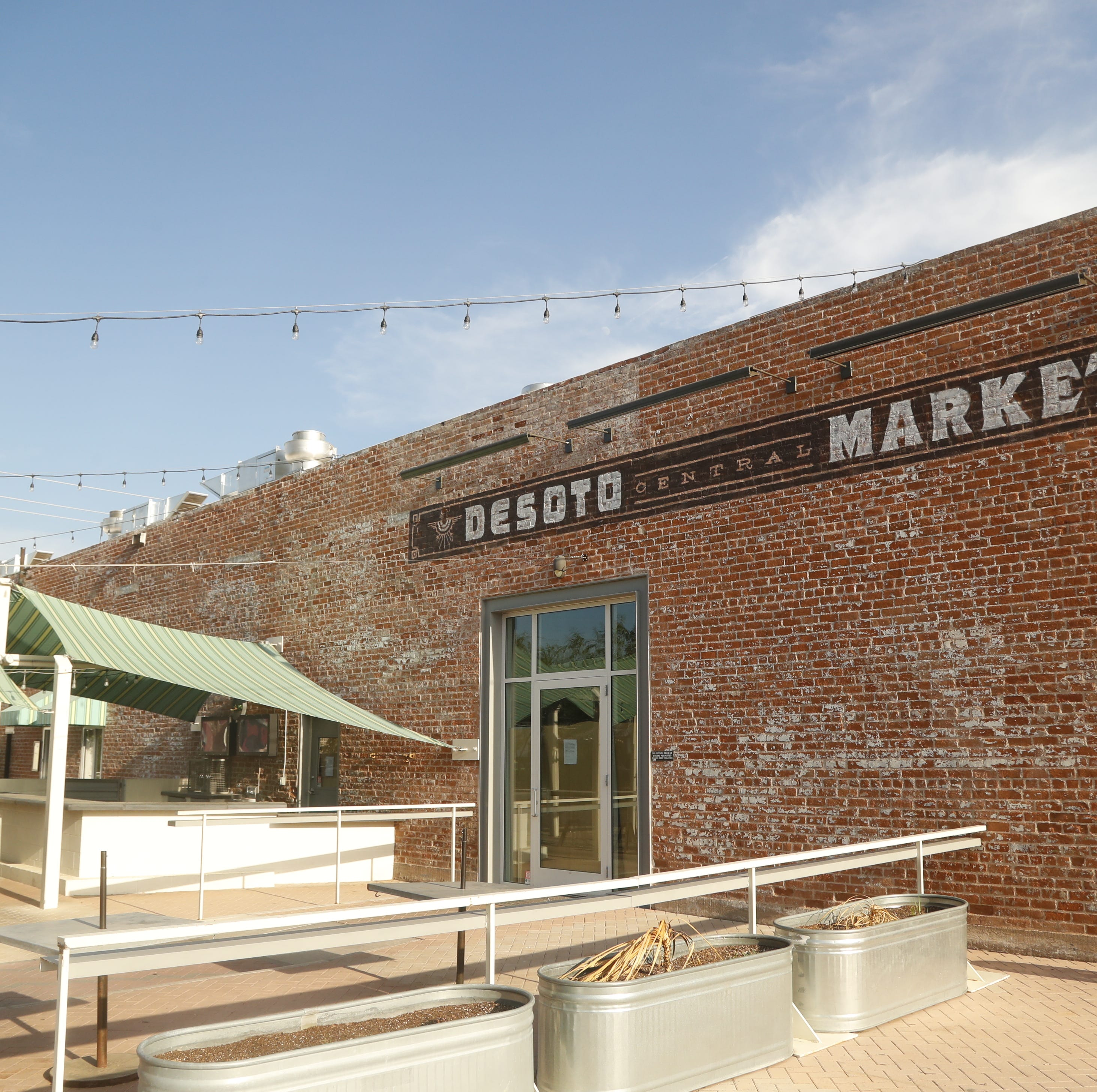 DeSoto Central Market on Roosevelt Row has closed