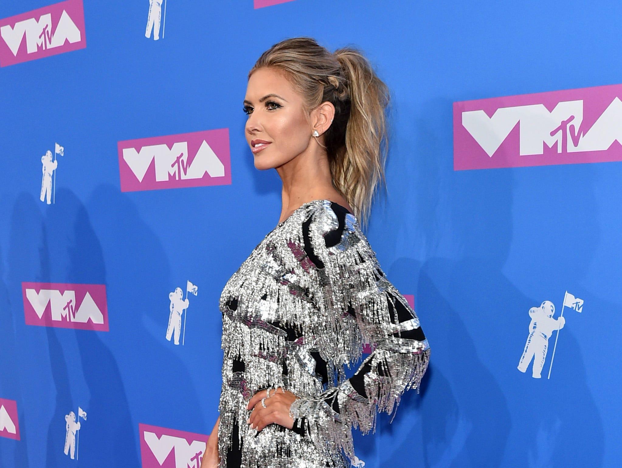 Audrina Patridge asiste a los MTV Video Music Awards 2018 en el Radio City Music Hall el 20 de agosto de 2018 en la ciudad de Nueva York.
