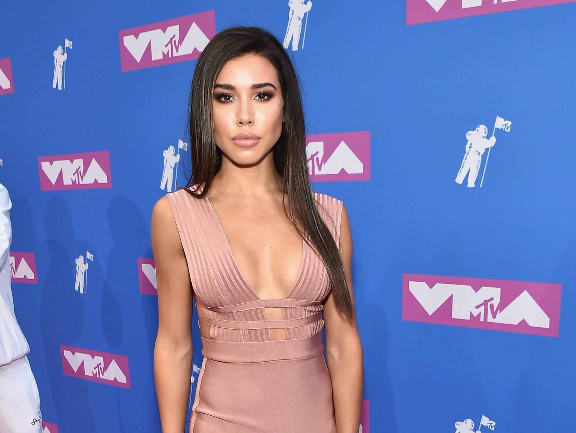 Sofia Bianchessi asiste a los MTV Video Music Awards 2018 en el Radio City Music Hall el 20 de agosto de 2018 en la ciudad de Nueva York.