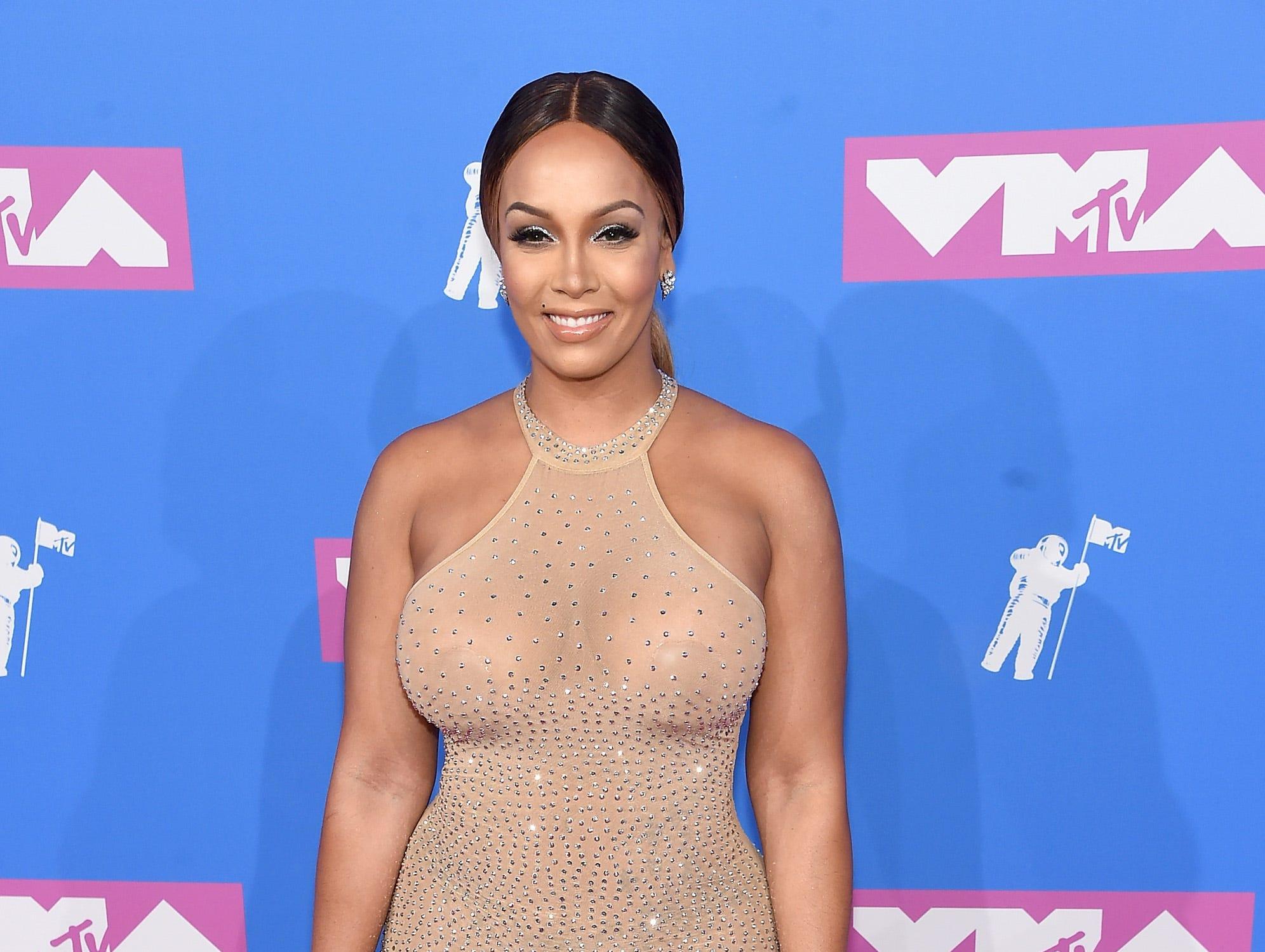 Kimbella asiste a los MTV Video Music Awards 2018 en el Radio City Music Hall el 20 de agosto de 2018 en la ciudad de Nueva York.