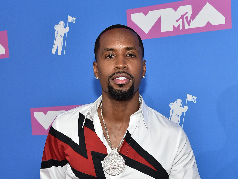 Safaree Samuels asiste a los MTV Video Music Awards 2018 en el Radio City Music Hall el 20 de agosto de 2018 en la ciudad de Nueva York.