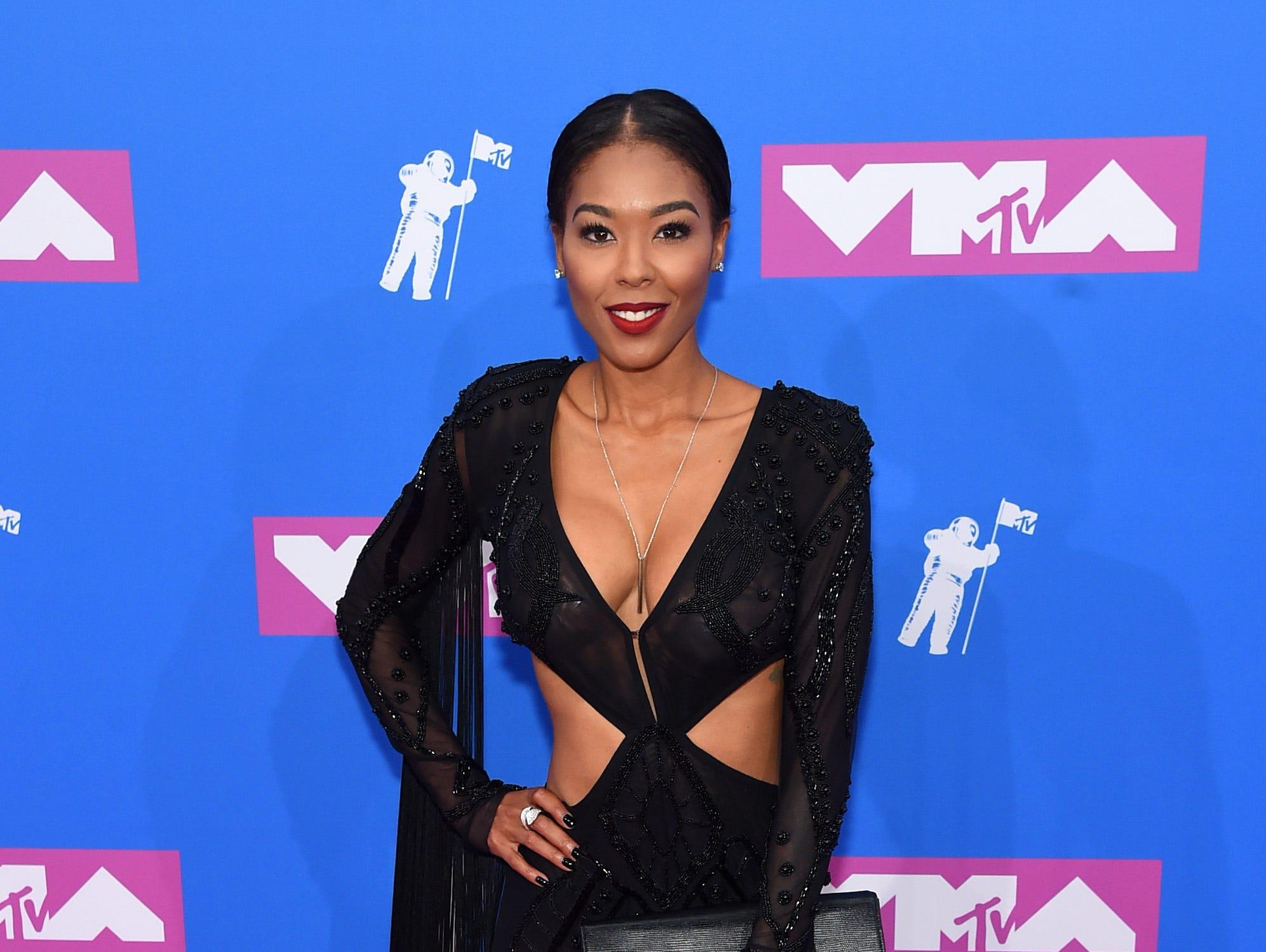 Moniece Slaughter asiste a los MTV Video Music Awards 2018 en el Radio City Music Hall el 20 de agosto de 2018 en la ciudad de Nueva York.