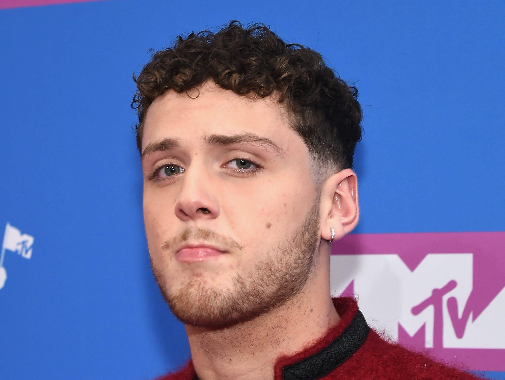 Bazzi asiste a los MTV Video Music Awards 2018 en el Radio City Music Hall el 20 de agosto de 2018 en la ciudad de Nueva York.