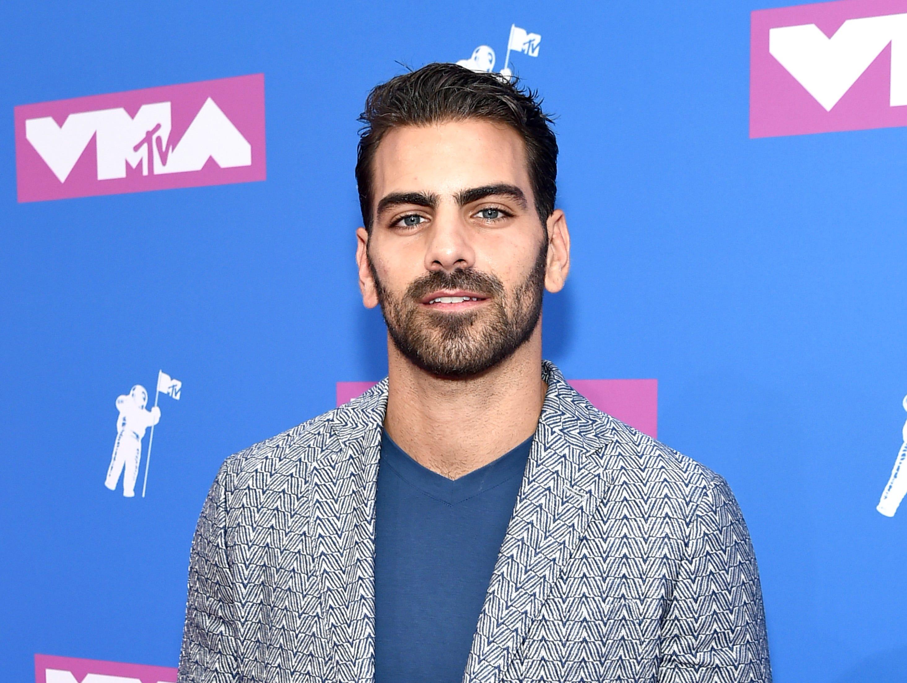 Nyle DiMarco asiste a los MTV Video Music Awards 2018 en el Radio City Music Hall el 20 de agosto de 2018 en la ciudad de Nueva York.