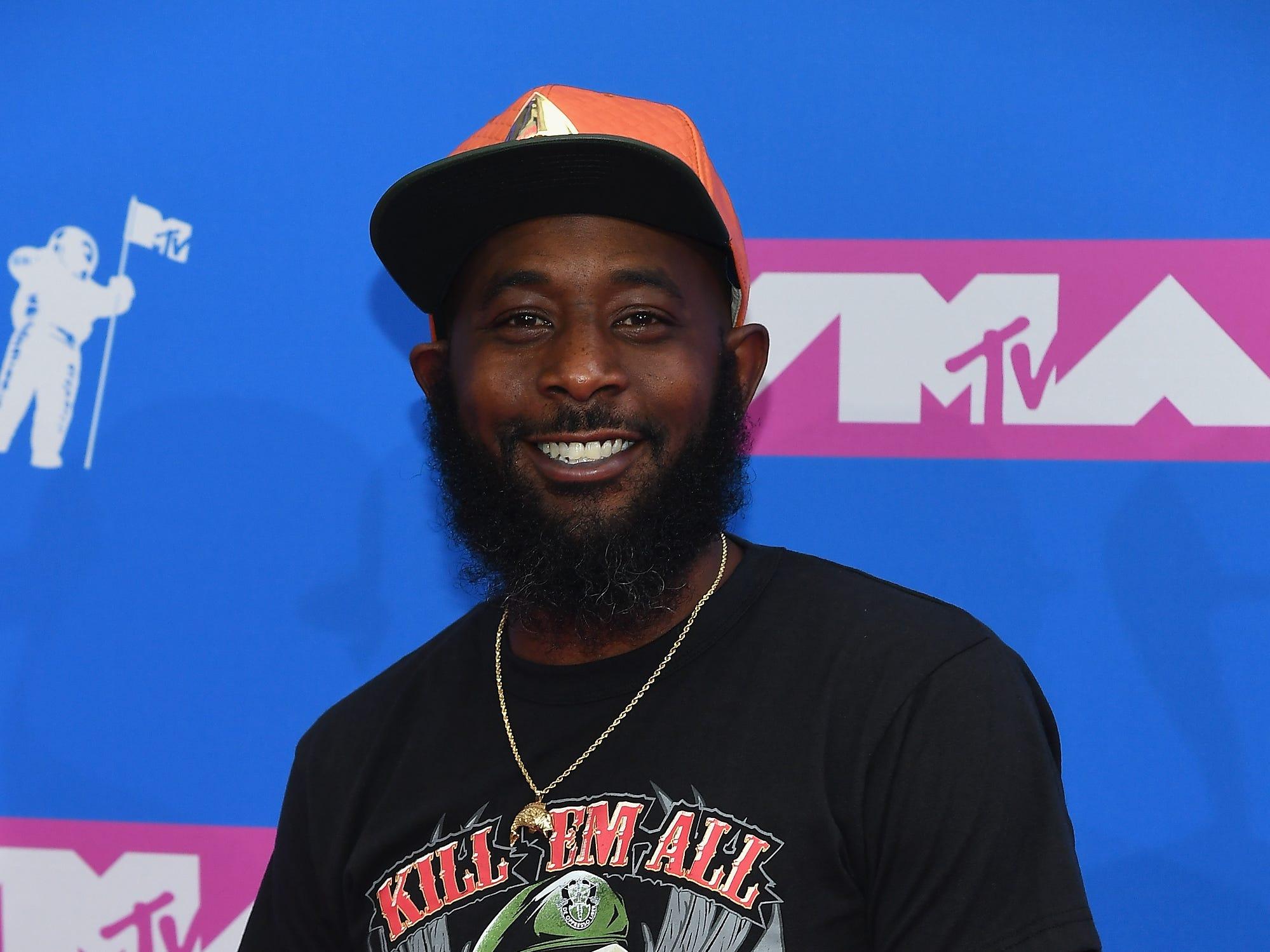 Karlous Miller asiste a los MTV Video Music Awards 2018 en el Radio City Music Hall el 20 de agosto de 2018 en la ciudad de Nueva York.