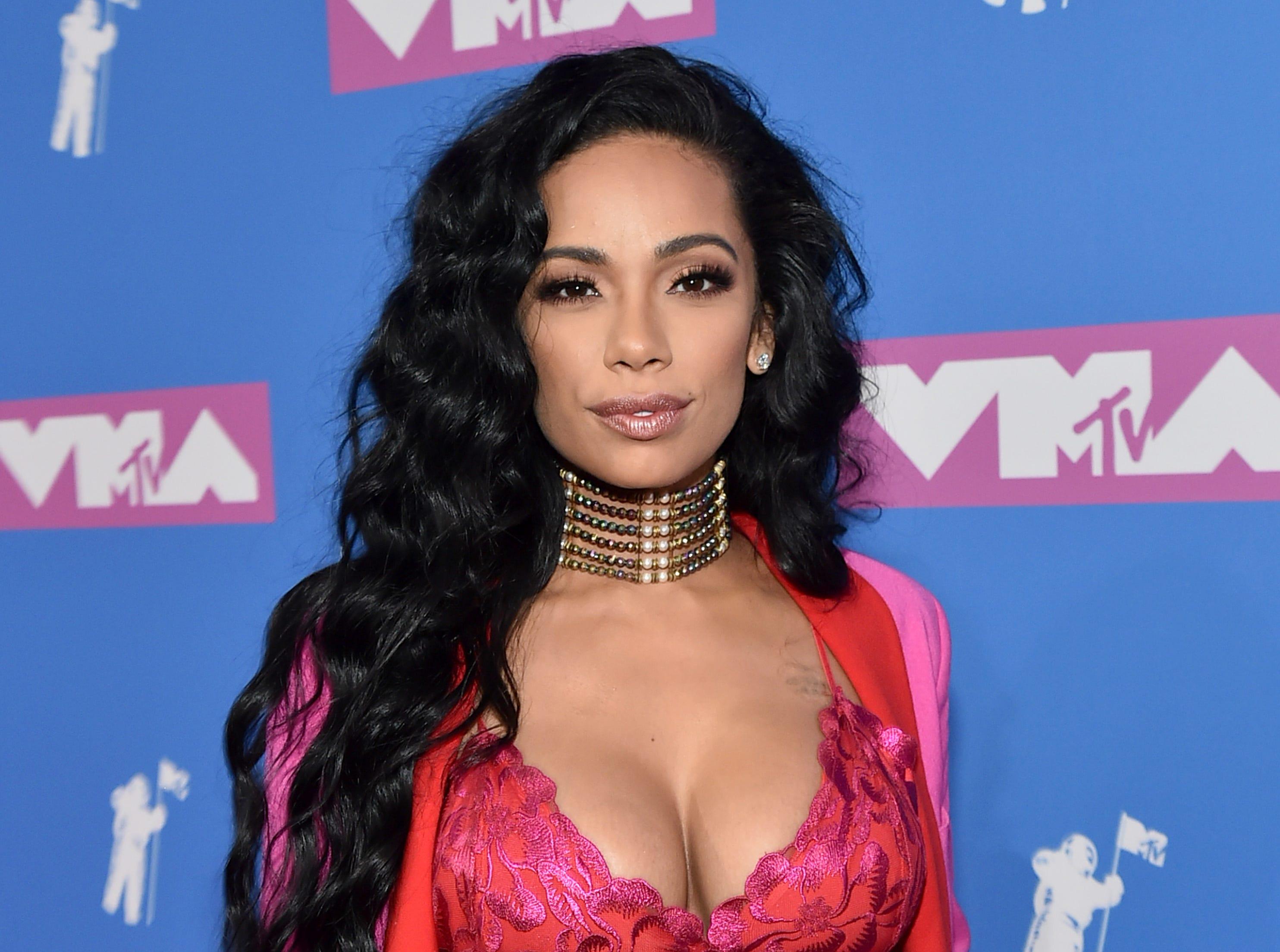 Erica Mena asiste a los MTV Video Music Awards 2018 en el Radio City Music Hall el 20 de agosto de 2018 en la ciudad de Nueva York.