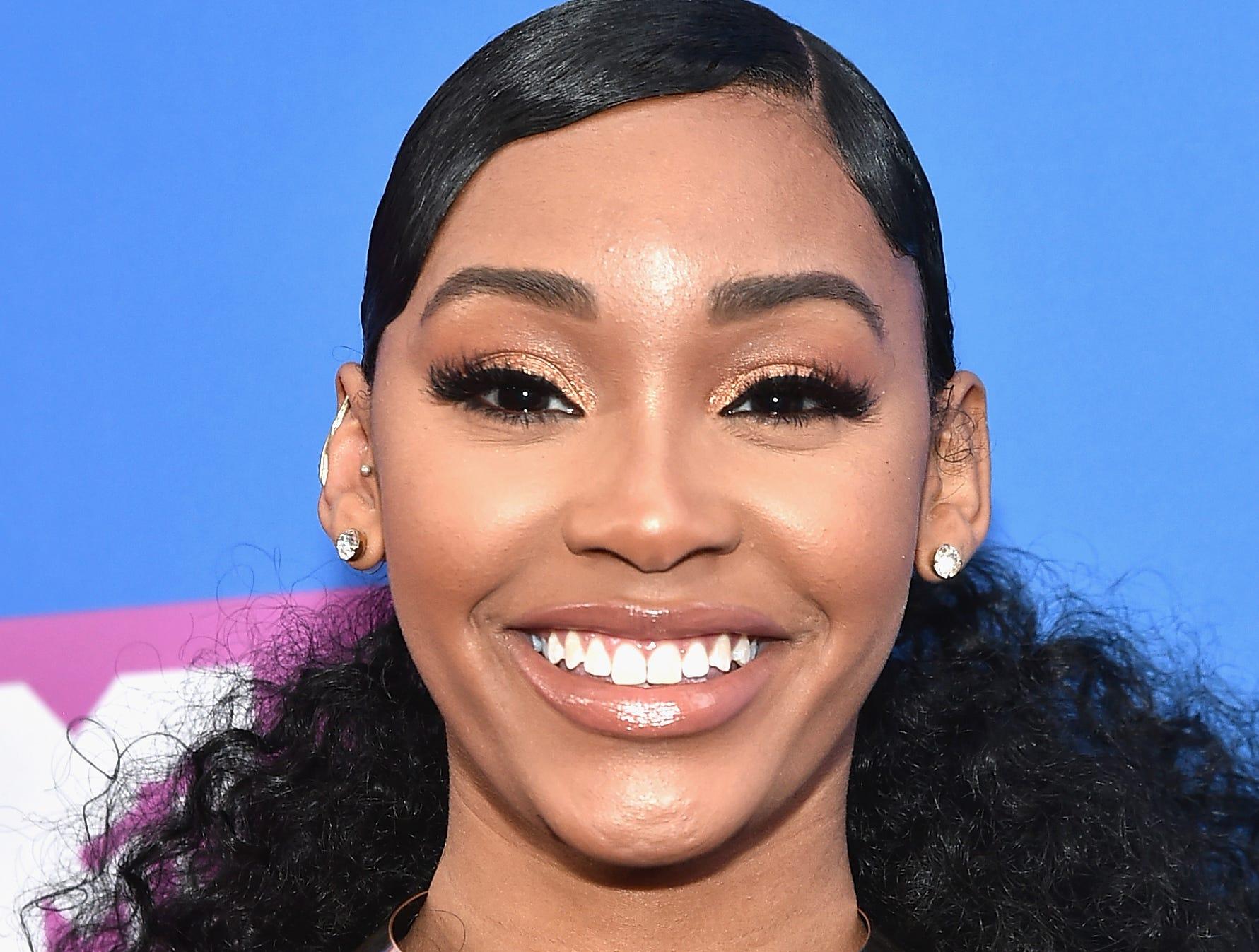 Jasmine Luv asiste a los MTV Video Music Awards 2018 en el Radio City Music Hall el 20 de agosto de 2018 en la ciudad de Nueva York.