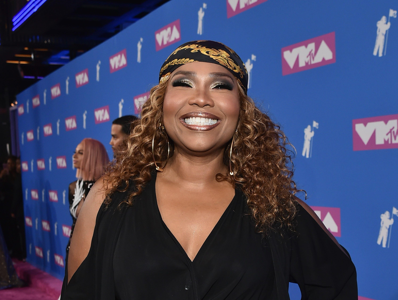 Mona Scott Young asiste a los MTV Video Music Awards 2018 en el Radio City Music Hall el 20 de agosto de 2018 en la ciudad de Nueva York.