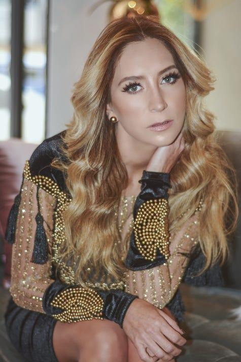 Geraldine Bazan Alex Padron Prensa Danna