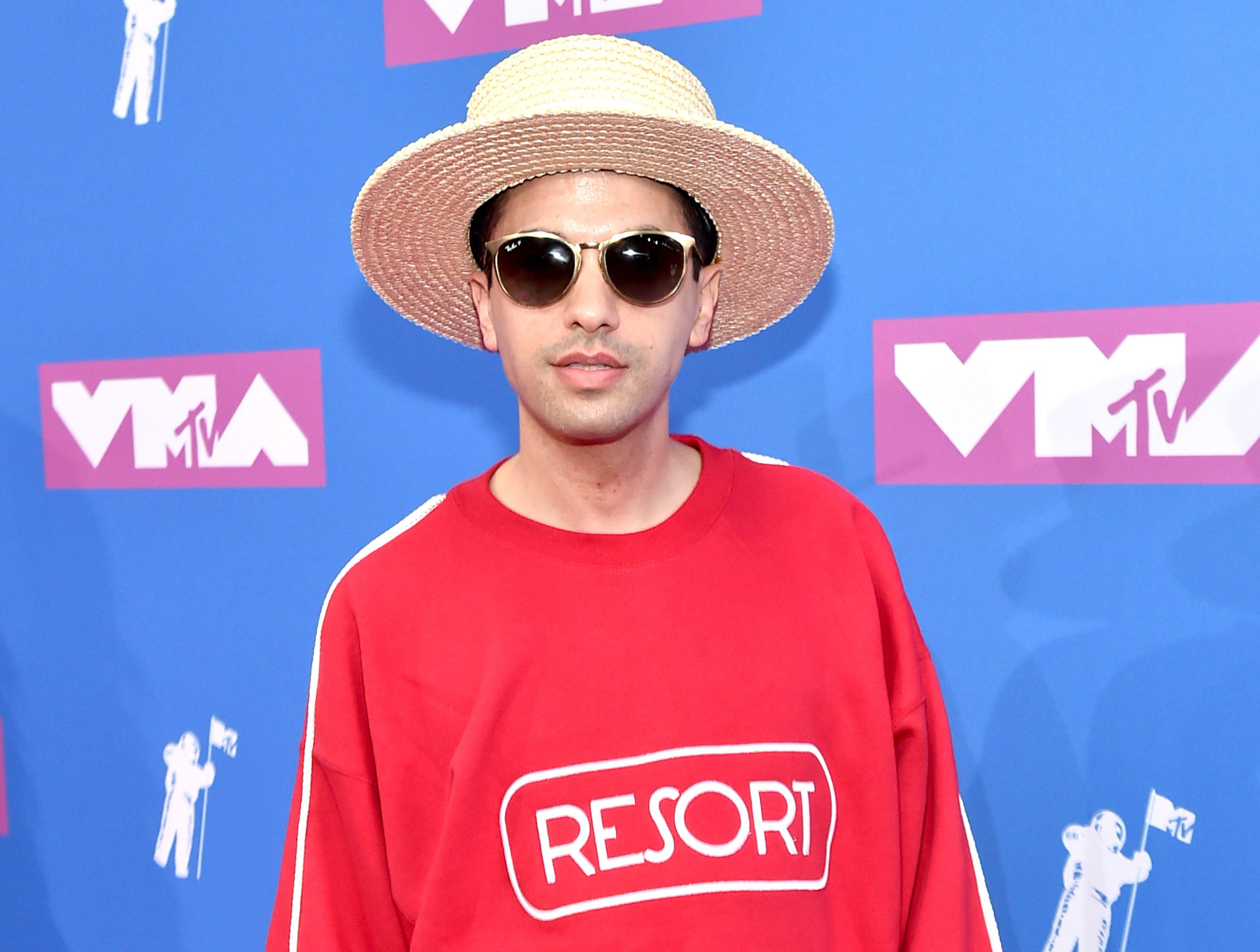 DJ Cassidy asiste a los MTV Video Music Awards 2018 en el Radio City Music Hall el 20 de agosto de 2018 en la ciudad de Nueva York.