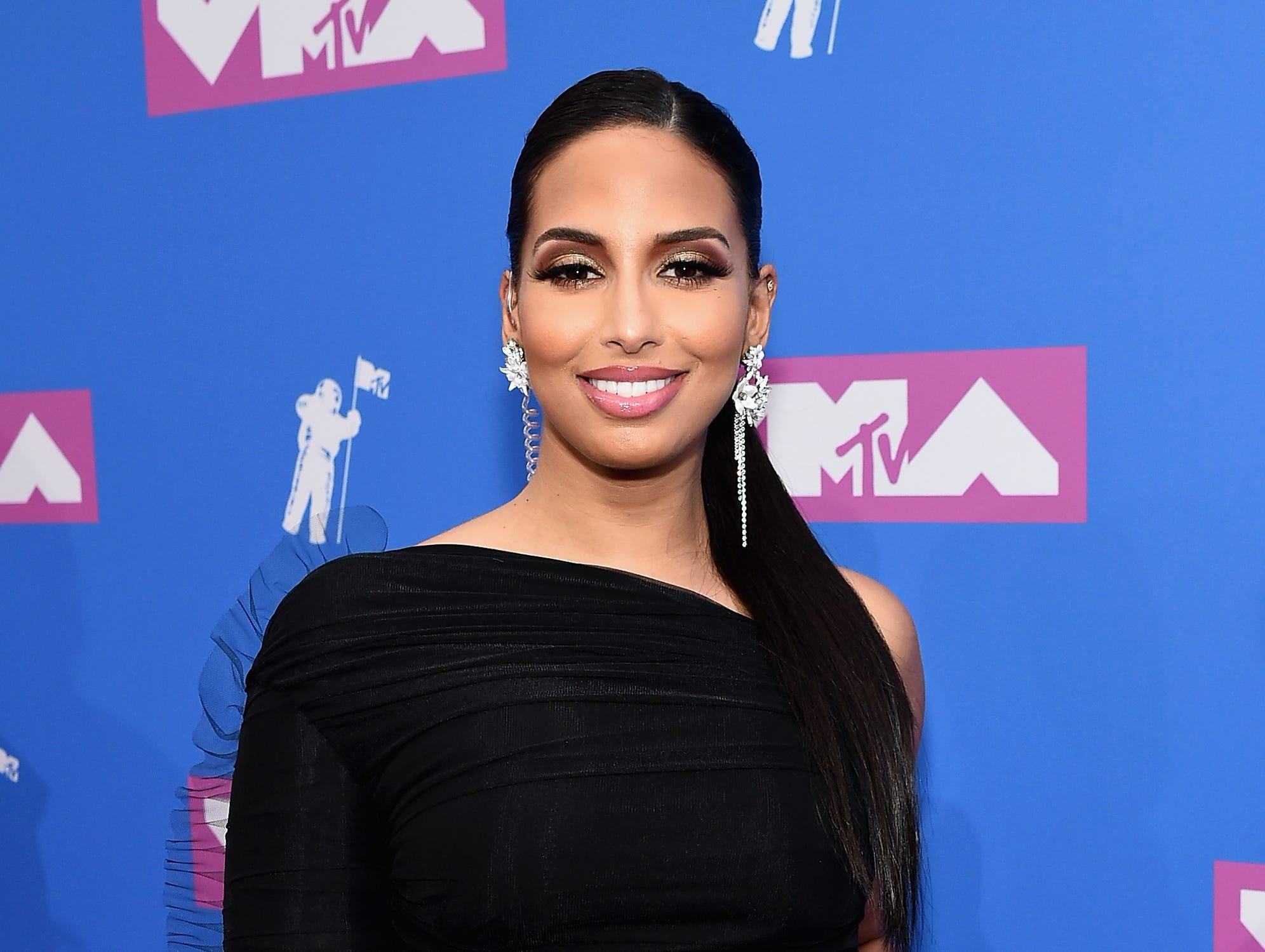 Nessa asiste a los MTV Video Music Awards 2018 en el Radio City Music Hall el 20 de agosto de 2018 en la ciudad de Nueva York.