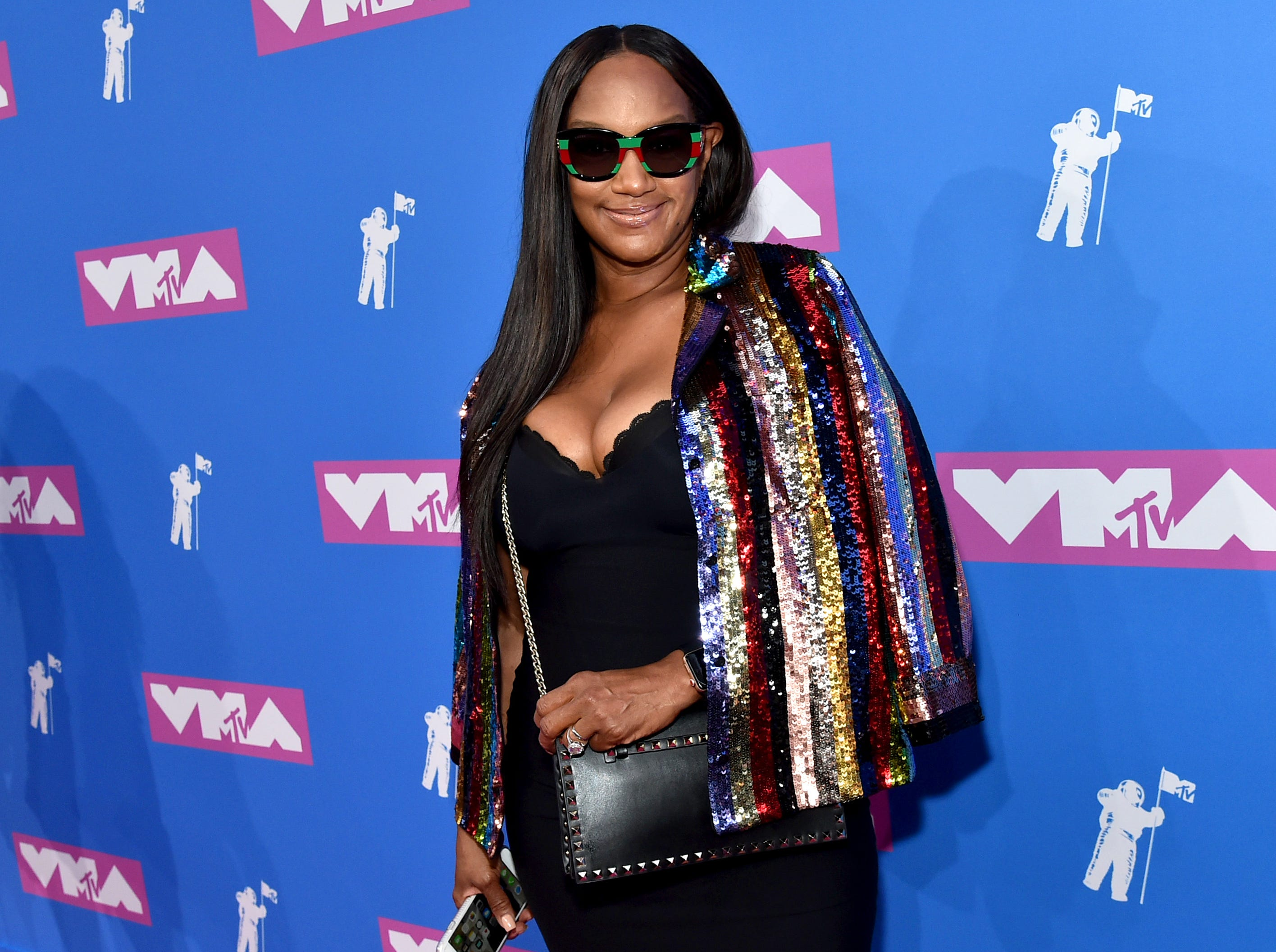 Jackie Christie asiste a los MTV Video Music Awards 2018 en el Radio City Music Hall el 20 de agosto de 2018 en la ciudad de Nueva York.