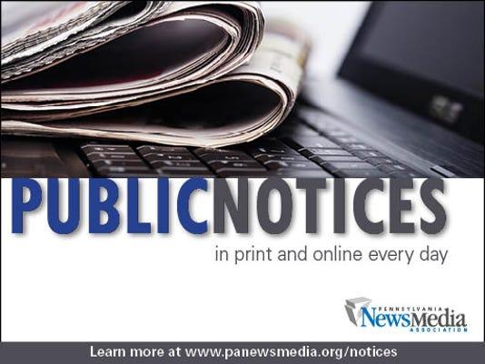 New Public Notices Logo