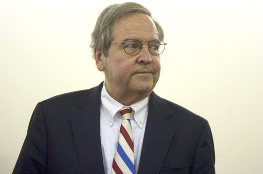 Stan Rebert, a former York County district attorney, is seen in this 2009 file photo.