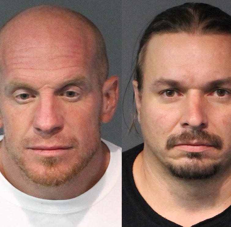 2 arrested in multiple slot burglaries at Reno-Sparks bars
