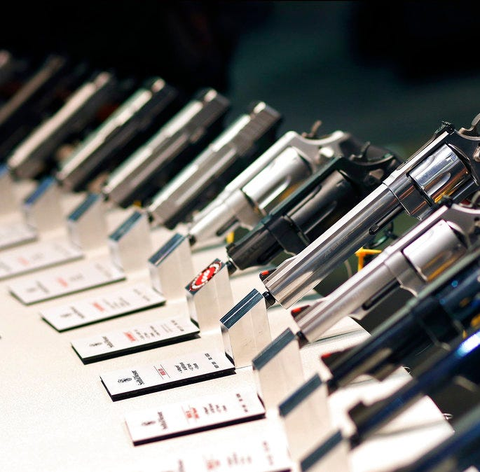 Nevada judge: State can't enforce 2016 gun screening measure