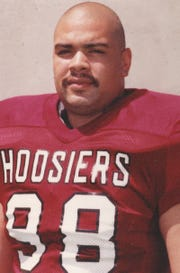 Nathan Davis, 1992 Richmond High School graduate