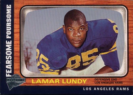 Lamar Lundy