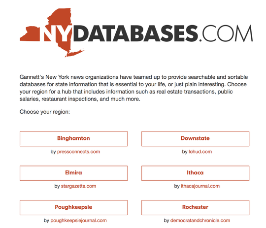 Visit NYDATABASES.COM to check salaries and pensions of state and local workers and teachers in New York.