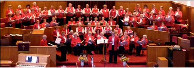 Just for Fun Choir looking for new members in the Mid-Willamette Valley.