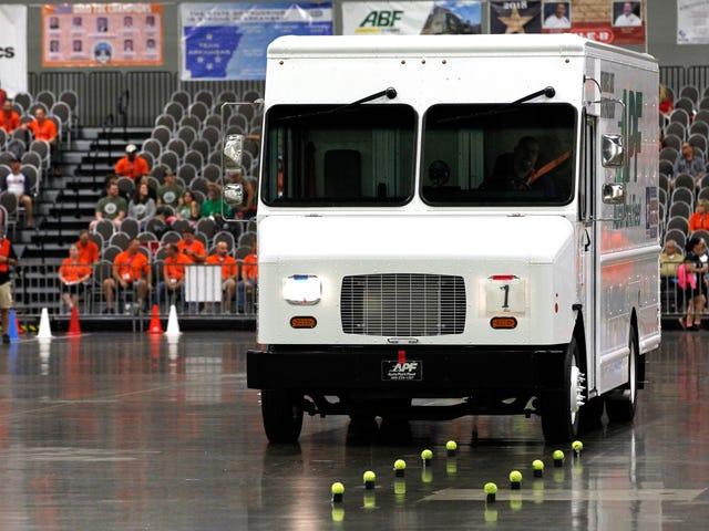 Toquerville Man Makes American Trucking Association