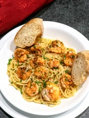 5-Minute Shrimp Scampi avoids the problem of overcooking.