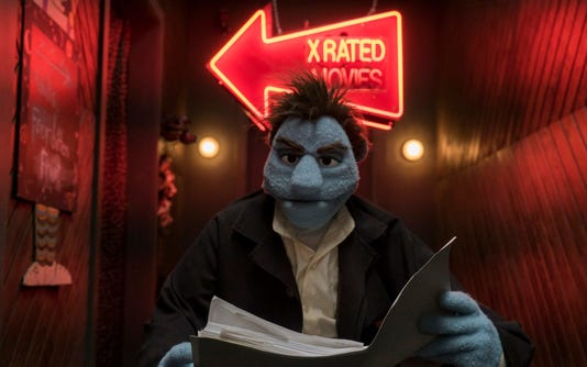 The Happytime Murders Art Stx Films