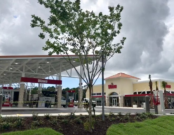 The Fort Pierce Wawa opens Aug. 23.