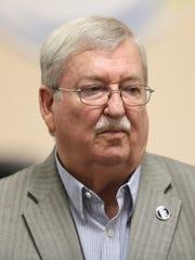 EPISD Trustee Bob Geske