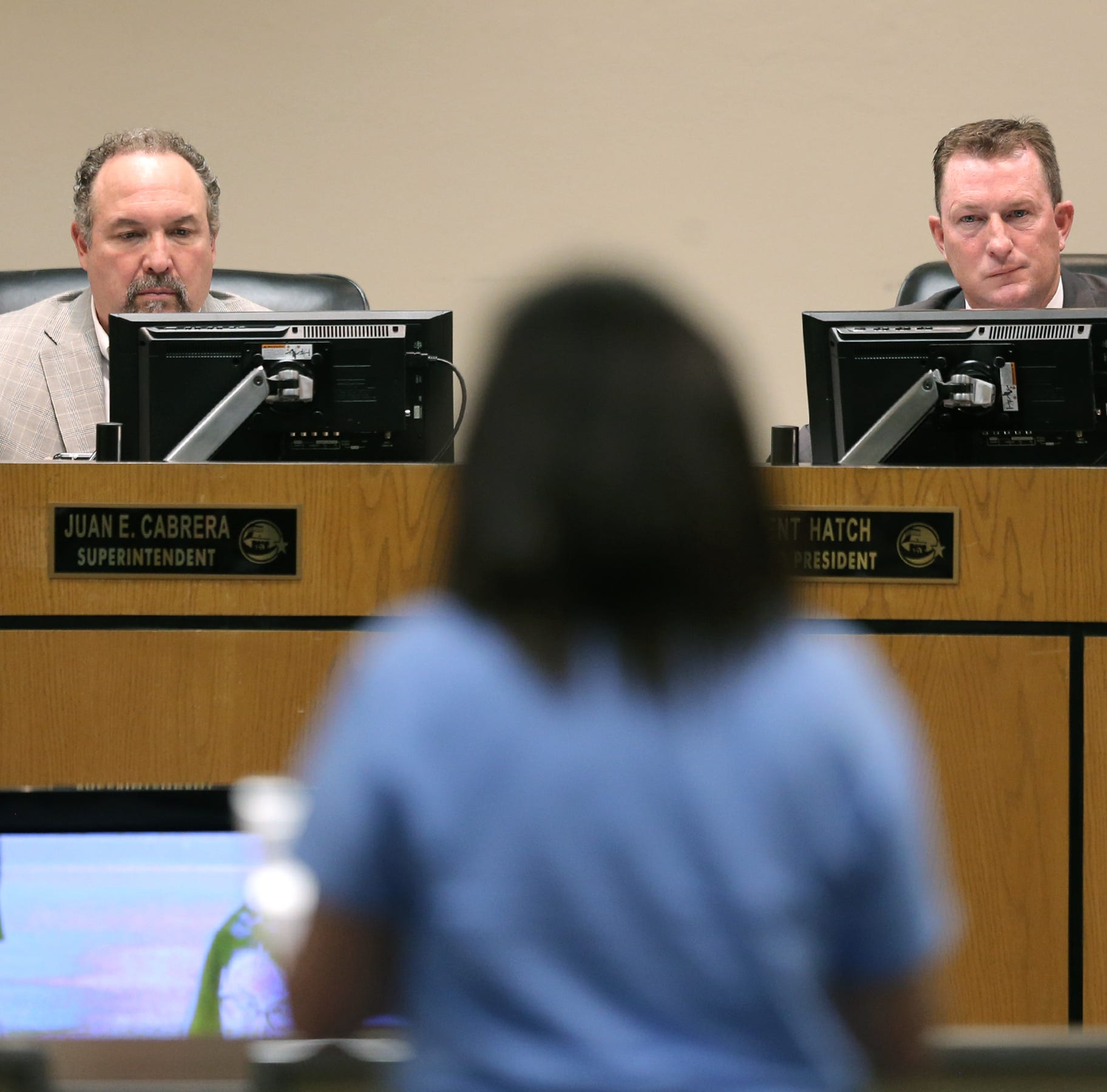 EPISD trustees might limit public comments at meetings