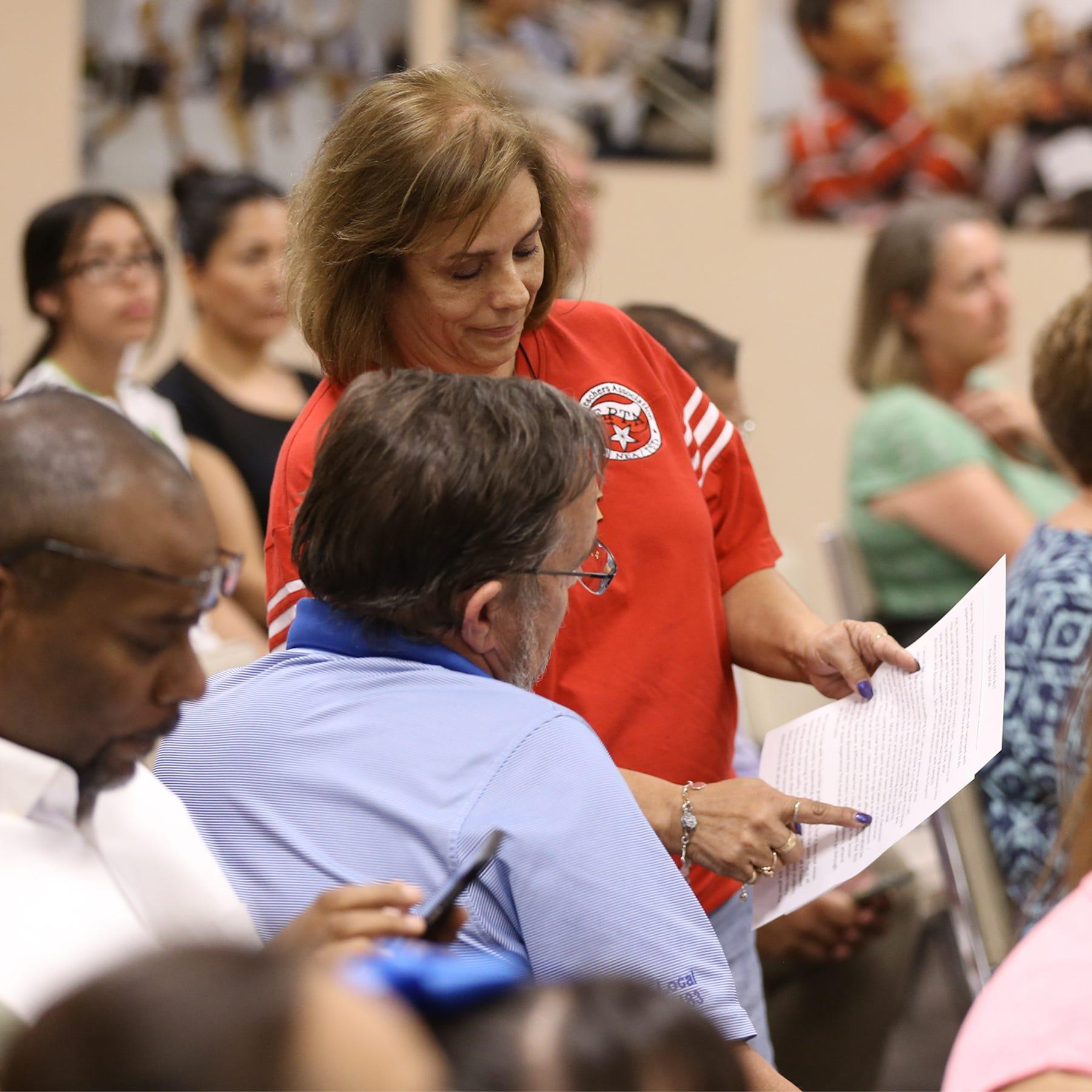 No raises, but EPISD teachers will get $750 bonus if voters approve 'penny swap'