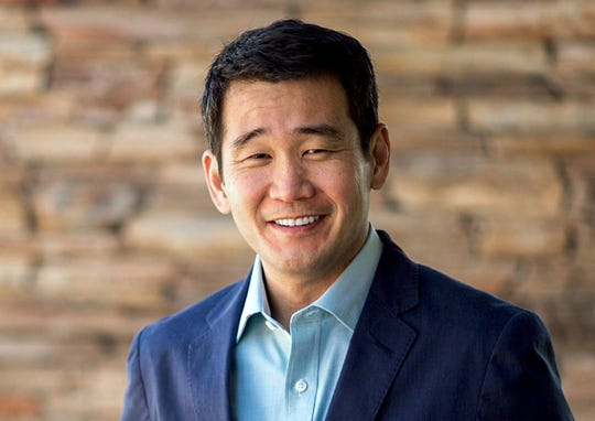 This undated photo provided by David Min shows the then-candidate for the House of Representatives in California in the June 2018 California primary. The FBI has launched investigations after two Southern California Democratic House candidates were targeted by computer hackers.