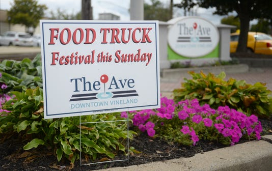 Vineland Food Truck Festival