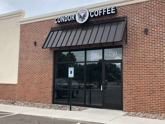 Condor Coffee in Weston opened its doors on Aug. 1 and will host a grand opening Wednesday.