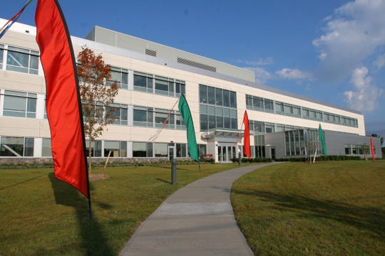 The Technology Center building at Rockland Community College.