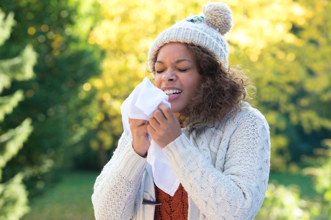 These 6 tips can help you say goodbye to watery eyes and a runny nose.