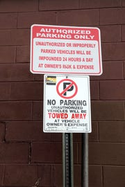For years, the lot on Main Street in Nyack was open to the public for free parking after regular business hours. That has changed.