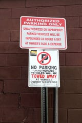 For years this roughly 70 spot parking lot the not owned by Nyack was open to the public after 5 p.m. It was the policy of the lot's owner to let people park there. Now, there's a new owner and a new policy; no public parking and cars have been towed.
