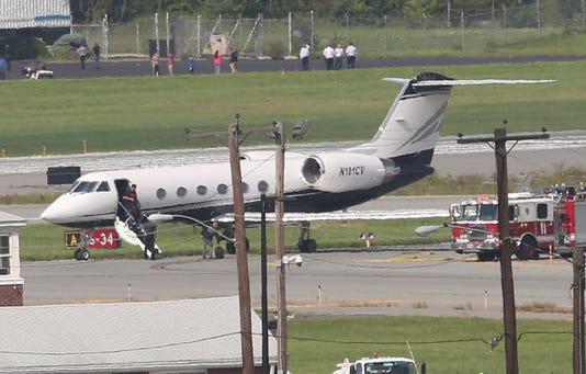 Post Malone S Emergency Landing