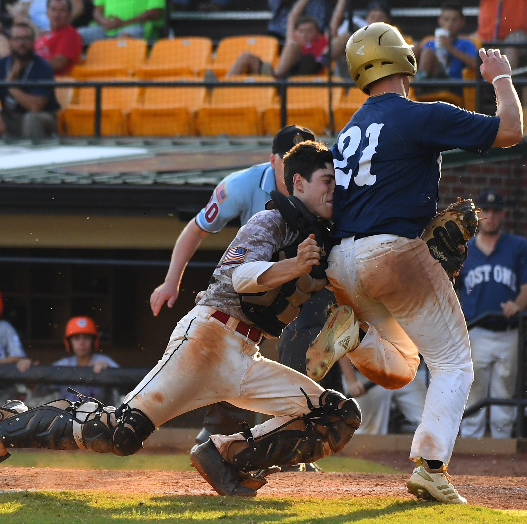 Post One prevails in 10 innings to reach American Legion World Series final