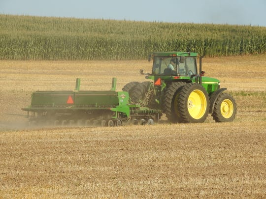 Wisconsin farmers might have trouble securing loans needed to plant this spring thanks to the COVID-19 pandemic.
