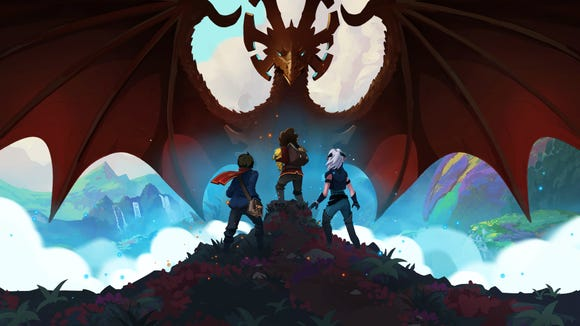 """The Dragon Prince"" is a Netflix original available for family streaming on Sept. 14."