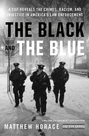 """""""The Black and the Blue"""" by Matthew Horace"""